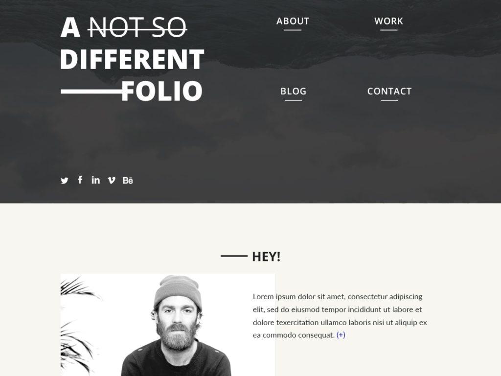 Creative Website